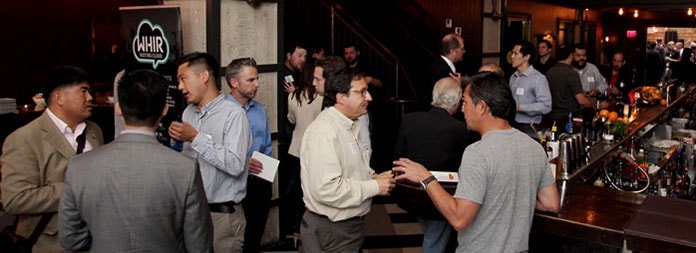 WHIR Networking Event - Free Food and Drinks