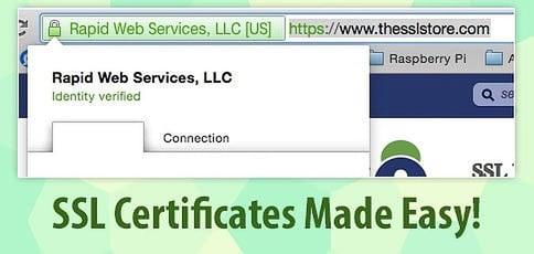 Choosing an SSL Certificate: Made Easy