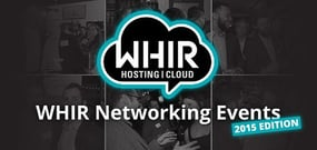 WHIR Networking Events: 2015 Edition
