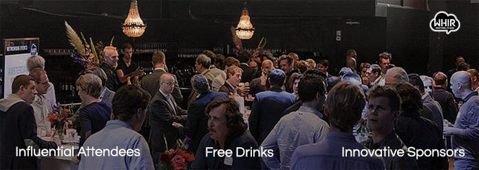 WHIR Networking Events 2015