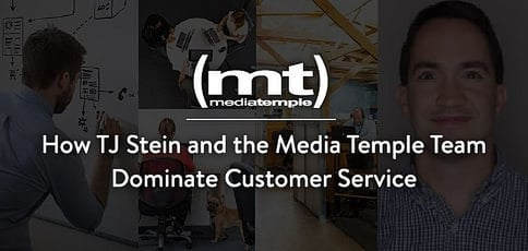 How Media Temple Dominates Customer Service