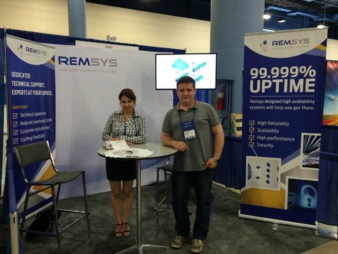 Remsys at HostingCon 2014