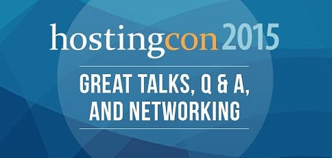 HostingCon 2015: The Must-Attend Event for Hosting Industry Insiders