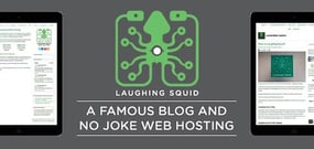 Laughing Squid: A Famous Blog and No Joke Web Hosting