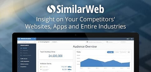 SimilarWeb: Insight on Your Competitors' Websites, Apps, and Entire Industries