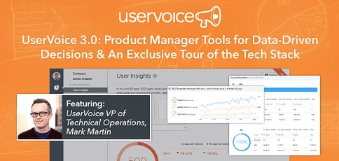 Uservoice Product Management And Technology