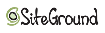 Siteground Hosting is illustrated here with the SiteGround hosting logo.
