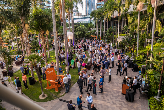 Networking and marketing opportunities at HostingCon Global trade show