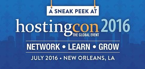 Hostingcon 2016
