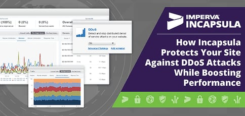 How Incapsula Protects Your Site Against DDoS Attacks While Boosting Performance — Progressive Challenges, CDN, & Custom Software