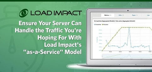 "Load Impact CTO Talks Load Testing — Easily Ensure Your Server Can Handle the Traffic You're Hoping For With Their ""as-a-Service"" Model"
