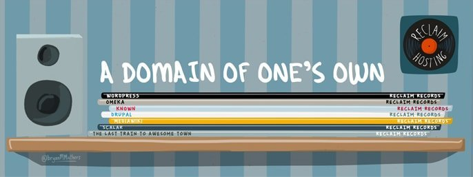 Domain of One's Own - by Jim Groom and Tim Owens