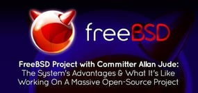 FreeBSD Committer Allan Jude Discusses the Advantages of FreeBSD and His Role in Keeping Millions of Servers Running