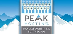 Peak Hosting Handles Everything But Your Code: They Design, Build, and Maintain Infrastructure While You Focus on Your Business