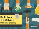 Build Your Own Website In Just 3 Steps
