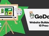 GoDaddy Website Builder Reviews (10 Pros & Cons)