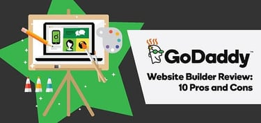 Godaddy Website Builder Reviews 10 Pros Cons Hostingadvice Com Hostingadvice Com