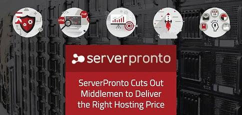 Serverpronto Valuable Dedicated Cloud Hosting