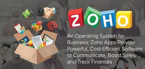 Zoho Apps Powerful Software