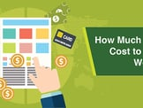 """How Much Does It Cost to Build a Website?"" (Professional / eCommerce)"