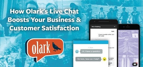 Olark Easy Live Chat Software