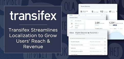 Making a Localization Difference on a Global Scale: Transifex Streamlines Translation to Grow Your Business's Reach and Revenue
