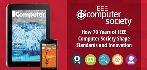 IEEE Computer Society Celebrates 70th Anniversary While President Roger Fujii Shares How Tech Research and Standards Shape Innovation