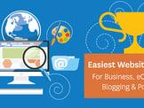 #1 Easiest Website Builder 2020 (For Business, Blogging, eCommerce)