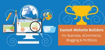 #1 Easiest Website Builder 2020 (For Business, Blogging, eCommerce)