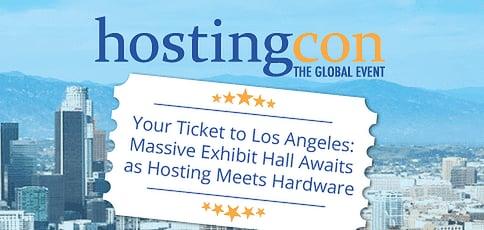 Hostingcon Joins Data Center World 2017