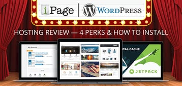 2020 iPage WordPress Hosting Review (4 Perks + How to Install WP)