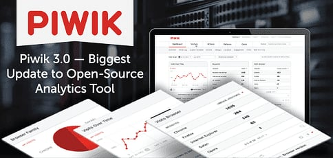 Piwik 3.0 — A Year of Development Leads to the Largest Release Ever for the Popular Open-Source Web Analytics Platform