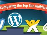 (Top 6 Reviews) Compare Wix vs. Squarespace vs. WordPress vs. Weebly