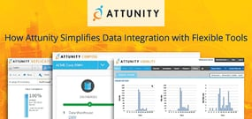 How Attunity Simplifies Data Integration and Management: Saving Companies Time and Money With Flexible, Automated Solutions