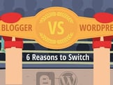 """Blogger vs. WordPress"" (6 Reasons to Switch & How to Transfer to WP)"