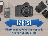 "12 Best ""Photography Website"" Hosting & Photo Hosting Sites (2020)"