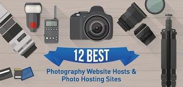 "12 Best ""Photography Website"" Hosting & Photo Hosting Sites (2020)"