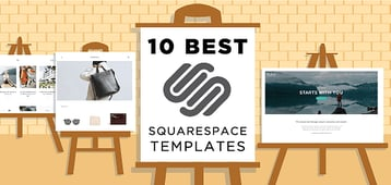 10 Best Squarespace Templates (For Blogs, Videos, Photographers, etc.)
