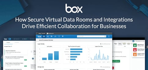 How Box™ Secure Virtual Data Rooms and Leading App Integrations Drive Efficient Collaboration for Large-Scale Businesses