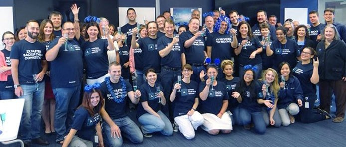 Image of Acronis team