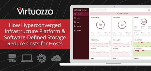 Virtuozzo Platform Consolidation And Storage To Increase Revenue