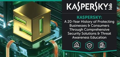 Kaspersky 20 Years Of Protecting The World From Online Threats