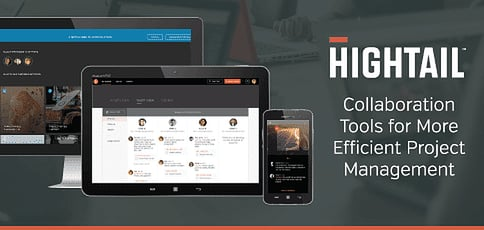 Hightail Collaboration Tools For More Efficient Project Management