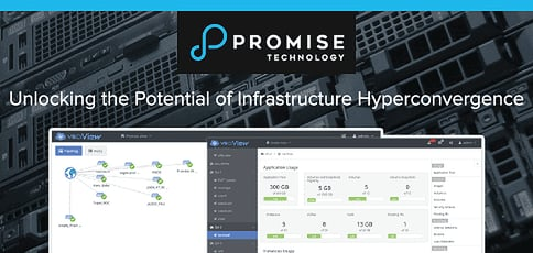 How Promise® Helps Businesses Unlock the Potential of Infrastructure Hyperconvergence Through Workload Migration and Disaster Recovery
