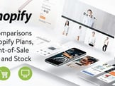 Shopify Pricing: 5 Plans, Plus POS Platform & Shopify Stock Prices