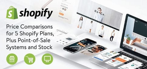 Shopify Pricing: 5 Plans, Plus POS Platform & Shopify Stock Prices