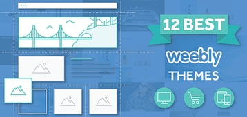 12 Best Weebly Themes (2020): Free, Ecommerce & Responsive
