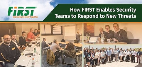 First Empowers Incident Response Teams To Fight Emerging Security Threats