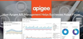 Adapt Faster: How the Apigee API Management Platform Elevates Sales and Accelerates Business Agility by Connecting Applications and Data