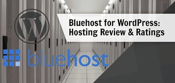 Bluehost WordPress Review & Hosting Ratings (2020)
